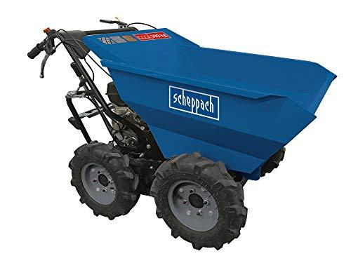scheppach Benzin-Dumper DP3000 - 300kg   5,6 PS   Muldenkipper...