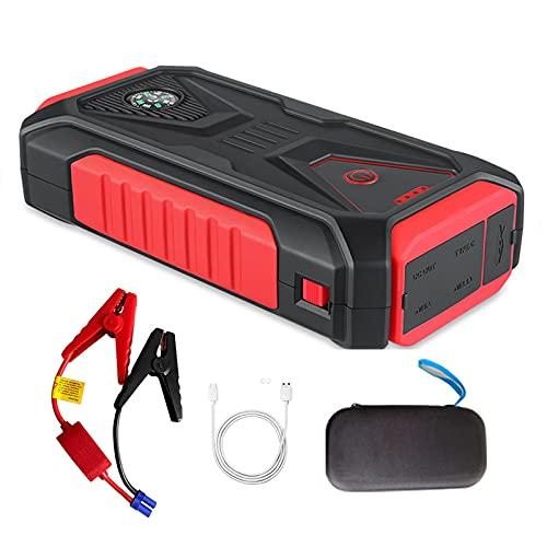 MEILINL Auto Starthilfe Batteriestartgerät Power Bank 2000a...
