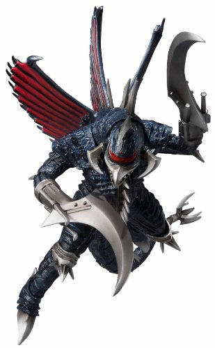 BANDAI Tamashii Nationen S.H. MonsterArts Gigan (2004) 'Godzilla...
