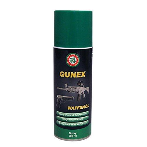 Ballistol Gunex Waffenöl und Pflegeöl Spray 200 ml