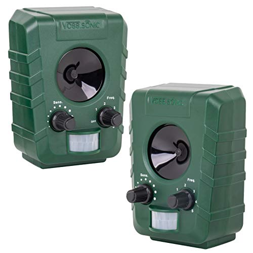VOSS.sonic 1200 Doppelpack 2X Ultraschallvertreiber...