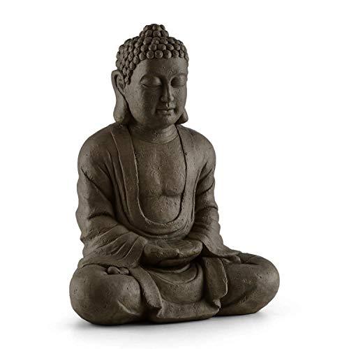 Blumfeldt Siddhartha - Skulptur, Gartenskulptur, Deko-Figur,...
