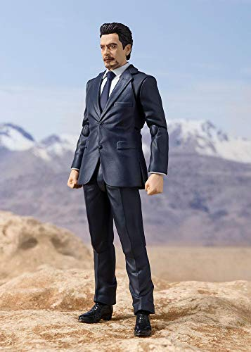 Sconosciuto Bandai S.H. Figuarts Iron Man Tony Stark Birth of...