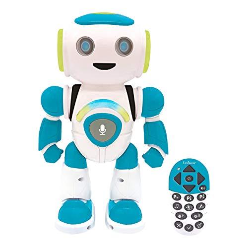 Powerman Jr. Intelligenter Roboter für Kinder der Gedanken liest...