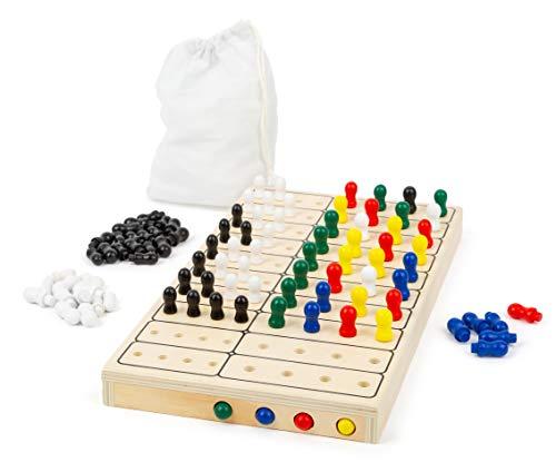 small foot 11364 Logikspiel Geheimcode, Rätselspaß für 2...