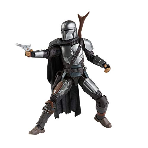 Star Wars The Black Series The Mandalorian 15 cm große...