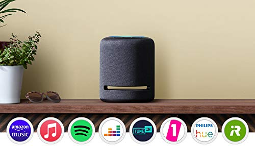 Echo Studio – Smarter High Fidelity-Lautsprecher mit 3D-Audio...