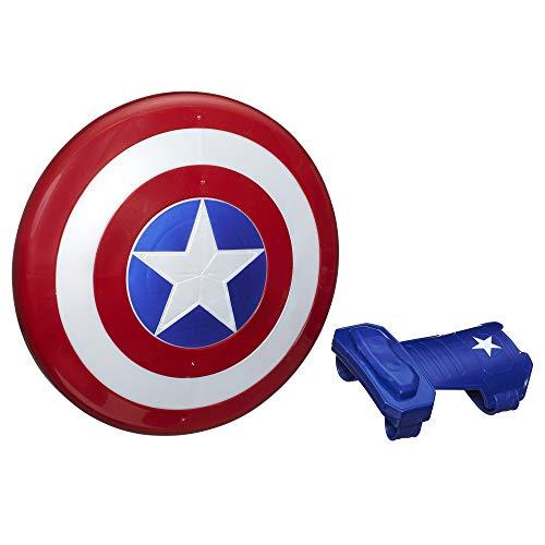 Hasbro B9944EU8 Marvel Avengers Captain America Magnetischer...