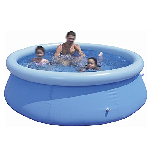 Fnho Swim Center Familien Inflatable Pool,Aufblasbare...