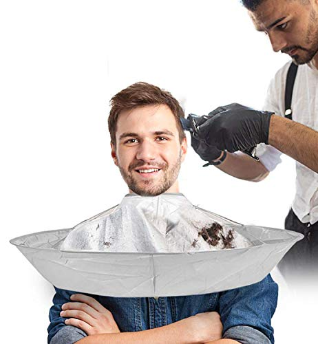 Haarschnitt Friseurumhänge, Friseurumhang mit Flexibel...