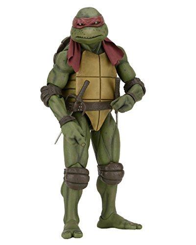 NECA Raffaello TMNT Ninja Turtles 1990 Movie 1/4 41 cm Action...