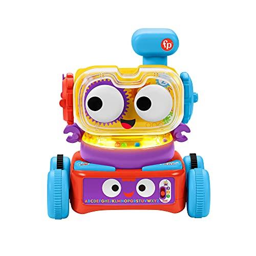 Fisher-Price HBB04 Früheres Lernspielzeug für Babys, Mehrfarbig