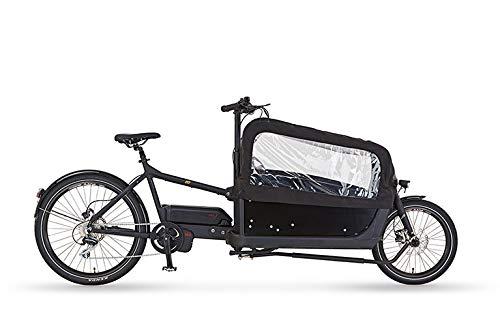 Prophete Unisex– Erwachsene Cargo Plus ETL.10 E-Bike 20'/26'...