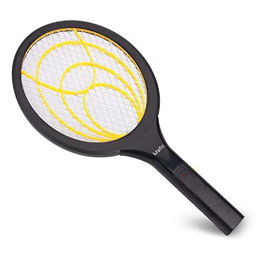 mafiti Elektrische Fliegenklatsche,Insektenvernichter mit...