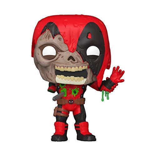 Funko 49126 POP Marvel Zombies-Deadpool Sammelbares Spielzeug,...