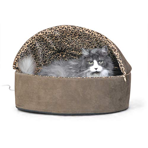 K&H 773198 Pets, Deluxe Hooded Thermo Heated Bed, beheiztes,...