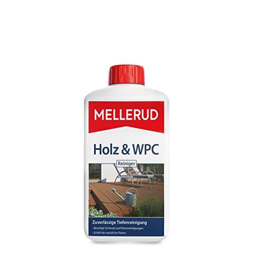 Mellerud Holz & WPC Reiniger – Zuverlässige Tiefenreinigung...