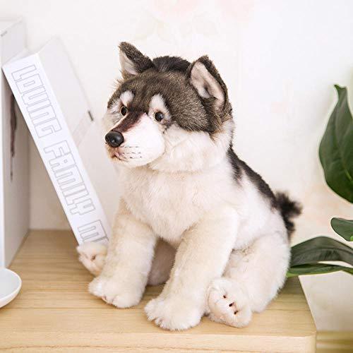 YZGSBBX Simulation Bichon Frise Plüsch Hundespielzeug Super...