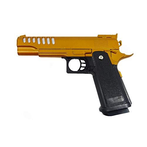 Rayline Softair Pistole Metall RV17 G (Manuell Federdruck), Nachbau im Maßstab 1:1, Länge:...