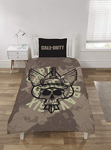 Coco Moon Cod Call Of Duty Playstation Kinder-Bettwäsche-Set...