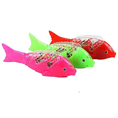 K-Park Schwimmendes Fischspielzeug Interaktiv mit...