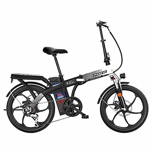 ZOSUO Herren Faltbares Fahrrad E-Bike Elektrofahrrad Alu 26 Zoll...