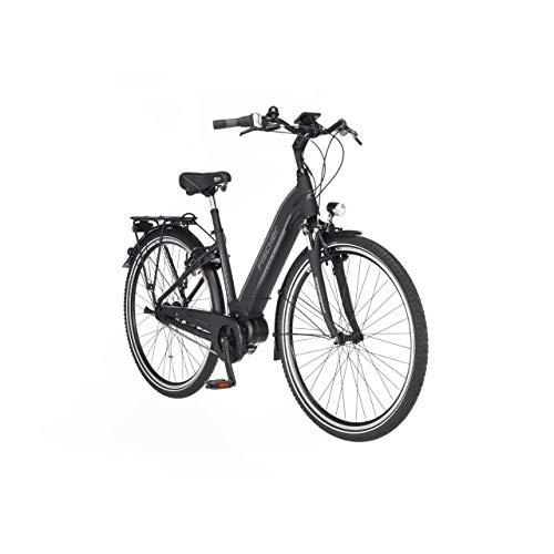 FISCHER E-Bike City CITA 3.1i, Elektrofahrrad, schwarz matt, 28...