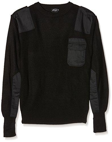 Mil-Tec BW Pullover schwarz 54