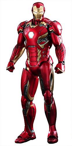 Hot Toys ss902424Maßstab 1: 6'Iron Man Mark XLV Avengers Age...
