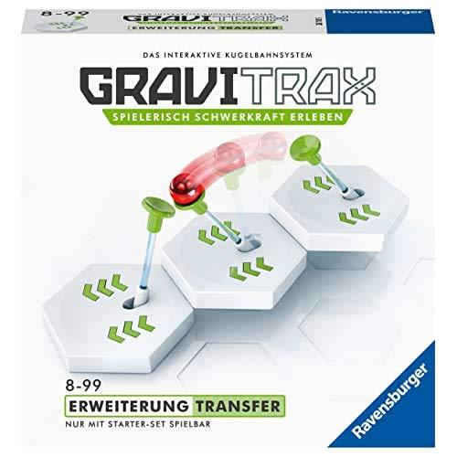 Ravensburger GraviTrax Erweiterung Balls und Spinner - Ideales Zubehör für spektakuläre...