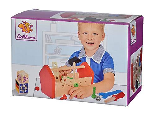 Eichhorn Kinderwerkzeugkoffer