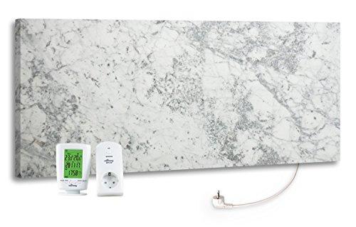 Marmony C780 Plus 800 Watt Infrarotheizung Carrara B-Ware inkl....