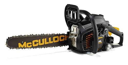 McCulloch Benzin-Kettensäge CS 35S, Motorsäge mit 1400 Watt...