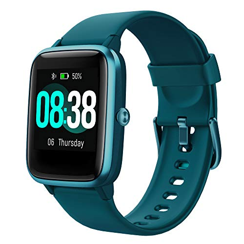 YONMIG Smartwatch, Fitness Armband Tracker Voller Touch Screen...