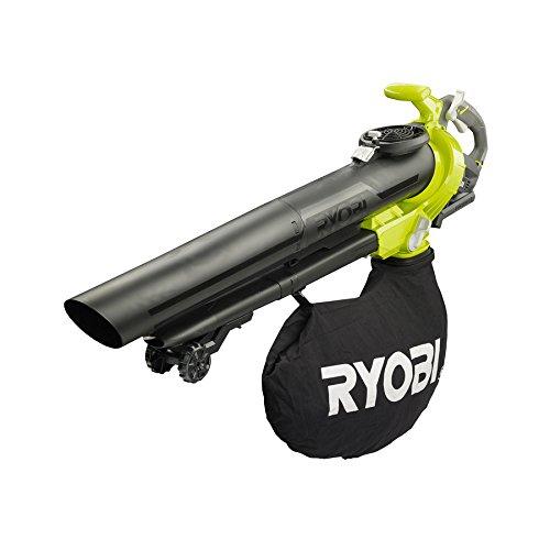 Ryobi Laubsauger RBV36B (bürstenloser Motor, 45 Liter...