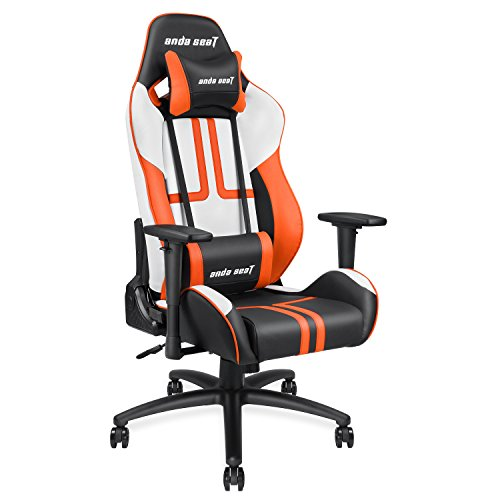 Anda Seat Gaming-Stuhl, Ergonomische Rückenlehne, Sitz- und...
