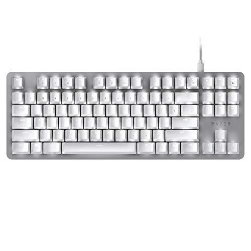 Razer BlackWidow Lite Silent Mechanical Gaming Keyboard Orange...