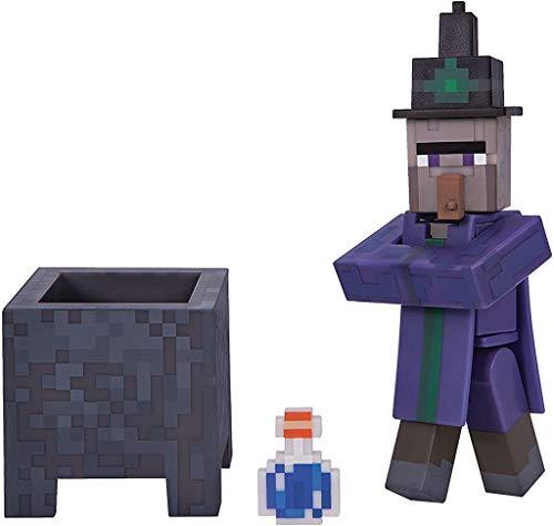 Minecraft 3' Action Figure: Witch
