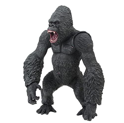 32Cm King Kong Action Figure Modell Skull Island Filmversion...