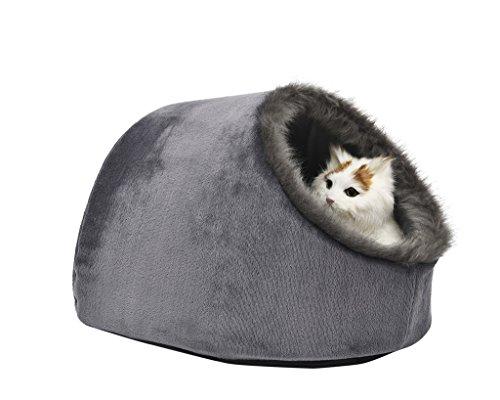 VERTAST Katze kleine Hund gemütliche Bett Haustiere Iglu Bett...