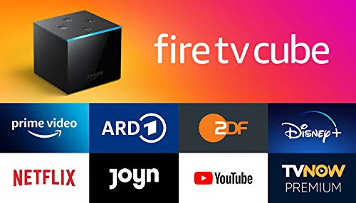Fire TV Cube│Hands-free mit Alexa,...