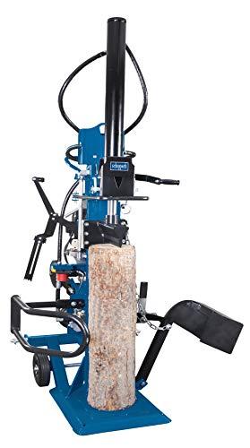 Scheppach 25 T Holzspalter HL2550GM Hydraulikspalter 400V 5100W...