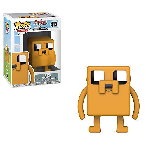 Funko 32238 POP Vinyl: Adventure Time/Minecraft: Jake