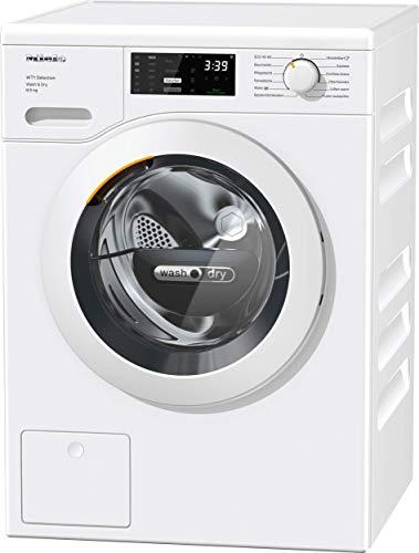 Miele WTD 163 WCS Frontlader Waschtrockner / 8 kg Waschen / 5 kg...