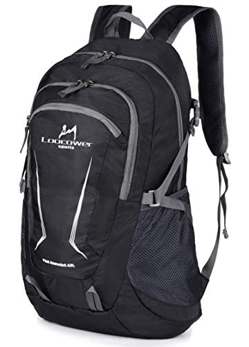 Loocower 45L Leichte Packable Reiserucksack Wanderrucksack,...