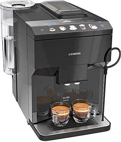 Siemens EQ.500 TP501R09 vollautomatische Kaffeemaschine, 1,7 l,...