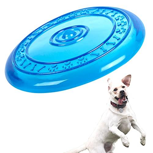 Robuste Hunde Wurf und Apportierspielzeug - Frisbee   Hunde Disc...