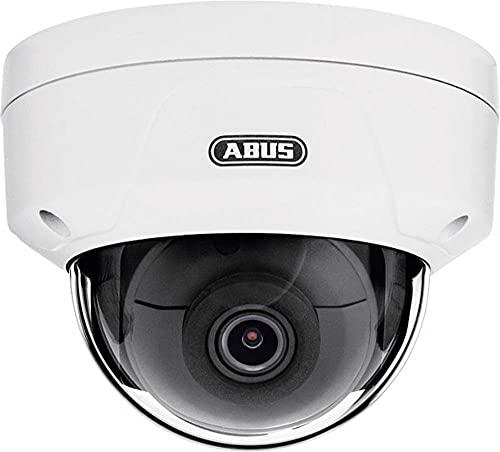 ABUS IP Videoüberwachung 8MPx Mini Dome-Kamera