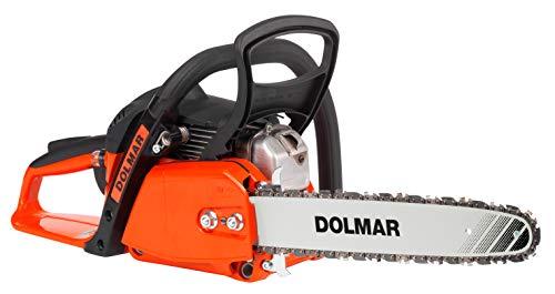 Dolmar Benzin Kettensäge (Hubraum 32 cm³, 1,8 PS,...
