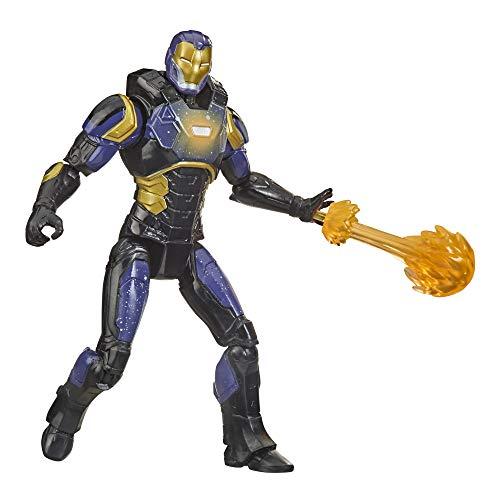 Hasbro F0281 Marvel Gamerverse 15 cm große Iron Man Orion...